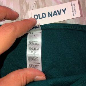 Old Navy Swim - NWT Old Navy Teal Bikini size M